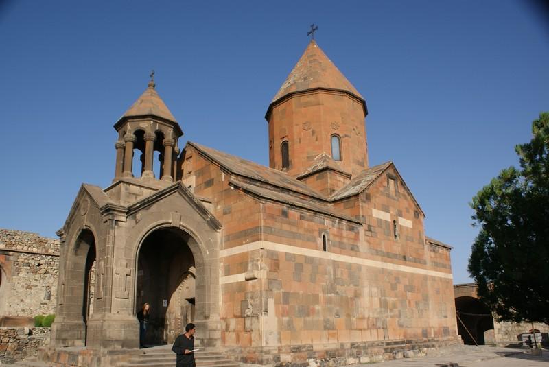Monastery Khor Virap