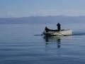 powrót z łowiska