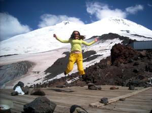 Agnieszka -Elbrus