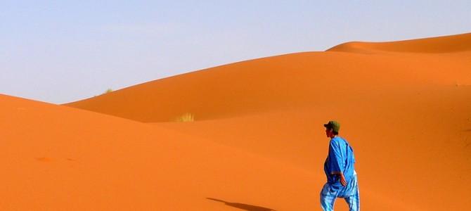 Maroko – ziemia gdzie umiera słońce