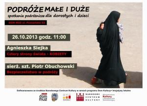 Plakat na stronę Agnieszka